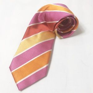 Canali Silk Striped Tie